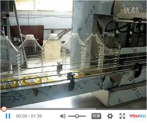 12头灌装机流水线视频(现场)
