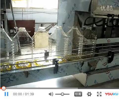 8头中包装灌装机视频
