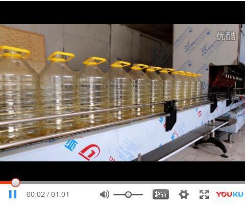 12头小包装灌装机视频