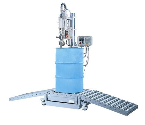 200公斤大桶称重灌装机(普通型)