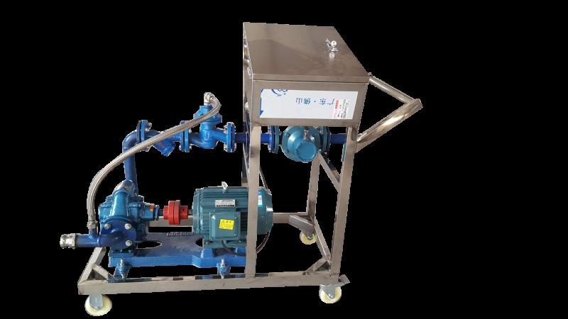 液体定量灌装大桶设备