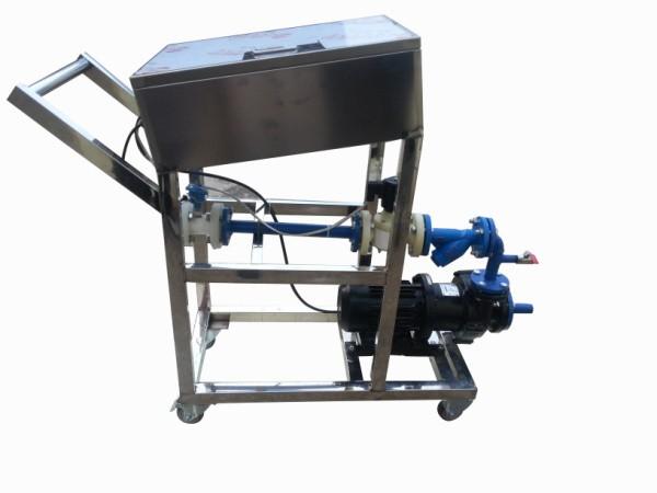 移动式液体灌装计量车